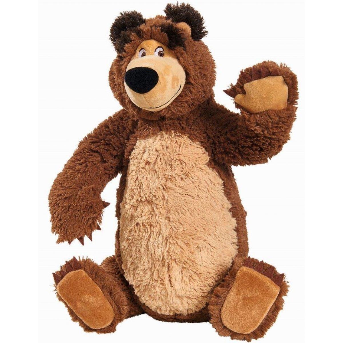 Simba Máša a medveď medveď 43 cm