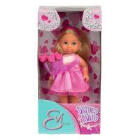 Simba Panenka Evička družička Růžové šaty 2