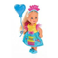Simba Bábika Evička Happy Birthday modrý balónik