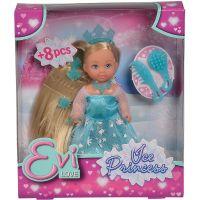Simba Bábika Evička ľadová princezná