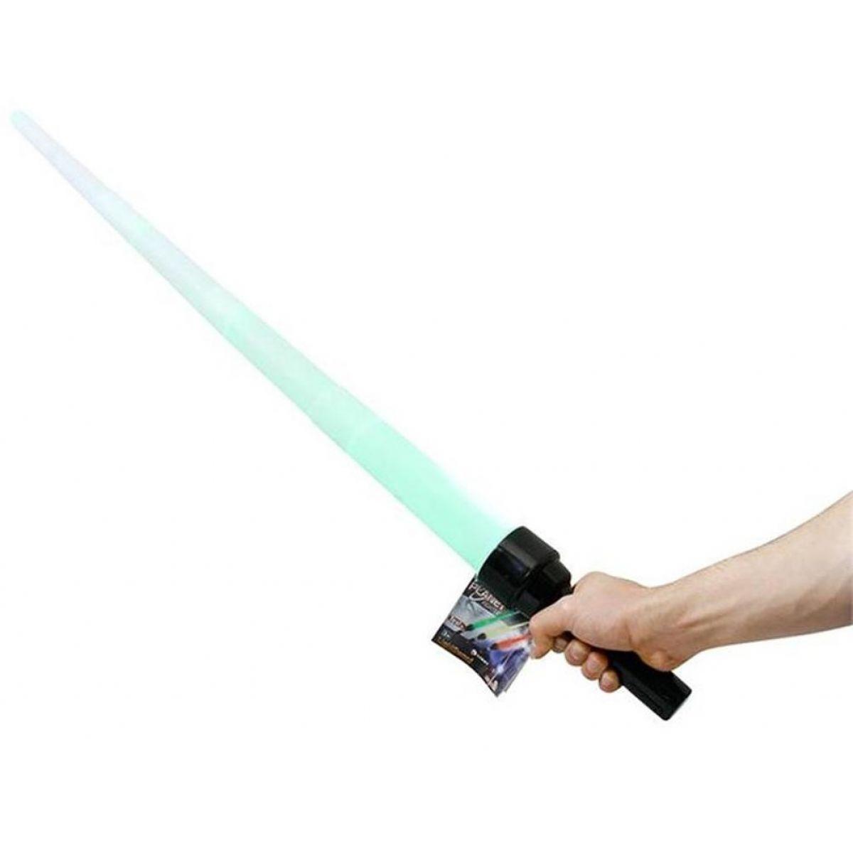 Simba Planet Fighter Svetelný meč - Zelená
