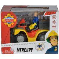 Simba Požiarnik Sam Mercury štvorkolka 5