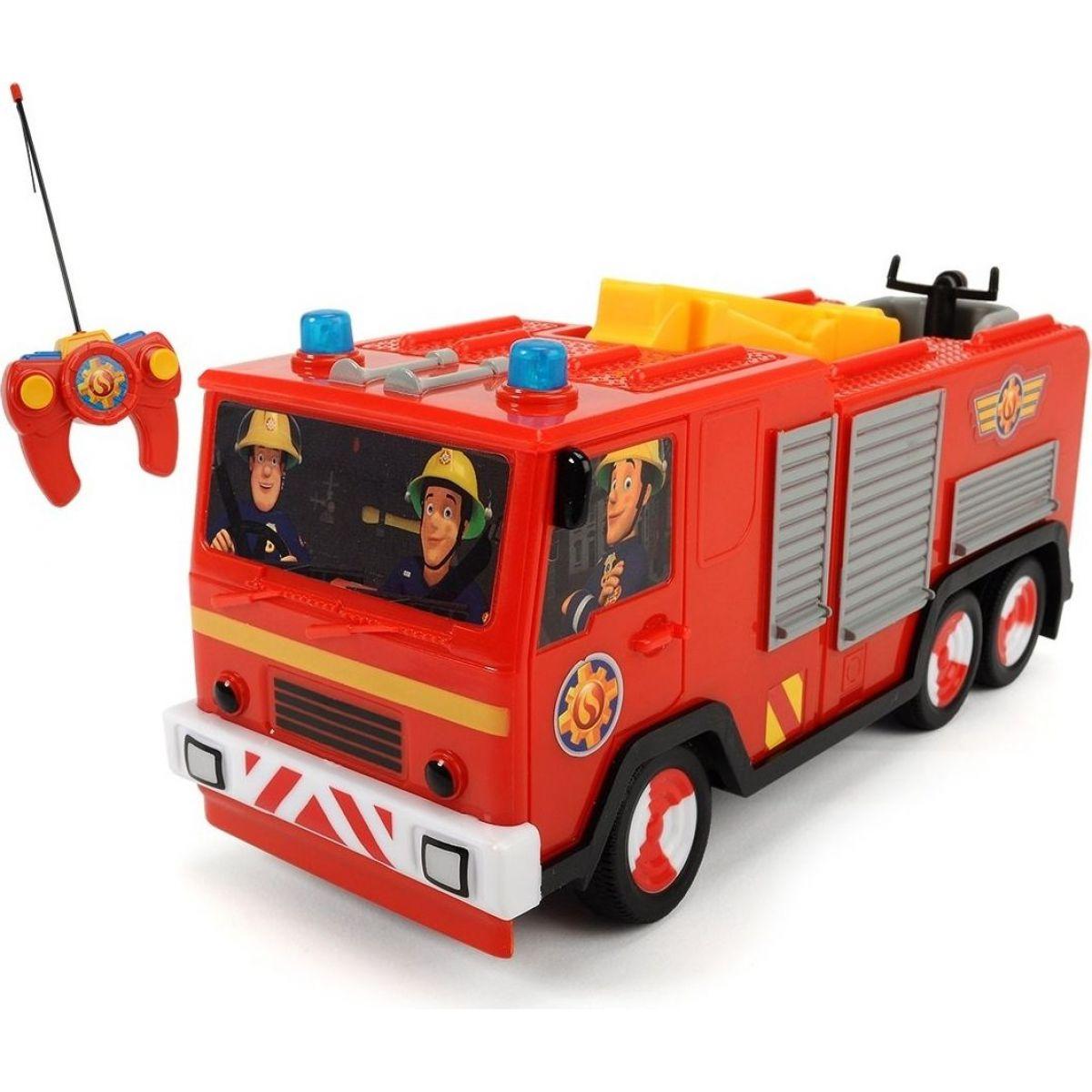 Simba Požárník Sam RC Hasičské auto Jupiter