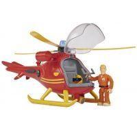 Simba Požárník Sam Vrtulník s figurkou