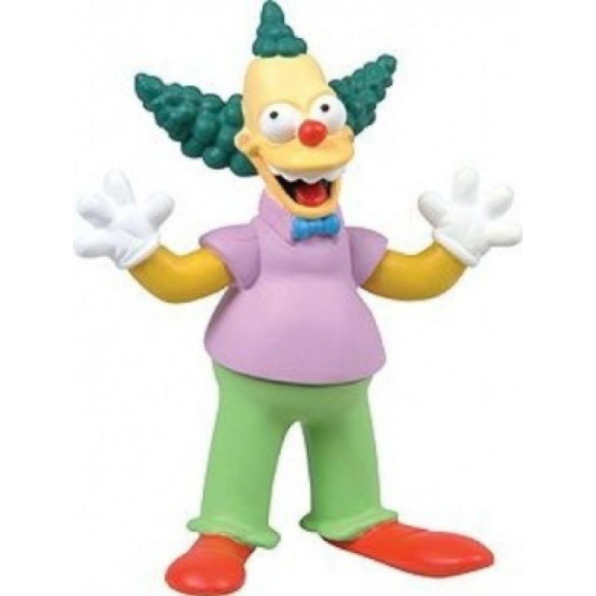 Simpsonovi Sběratelské figurky III.série - Krusty the Clown