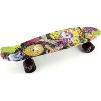 Skateboard pennyboard 60 cm farebný vzor