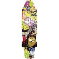 Skateboard pennyboard 60 cm farebný vzor 2