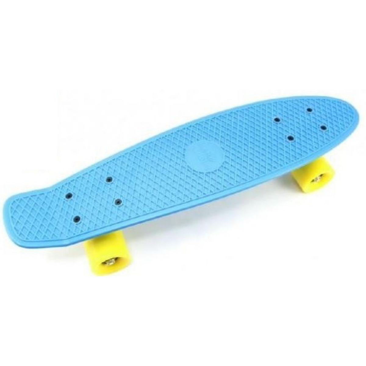 Skateboard pennyboard 60 cm svetlomodrá