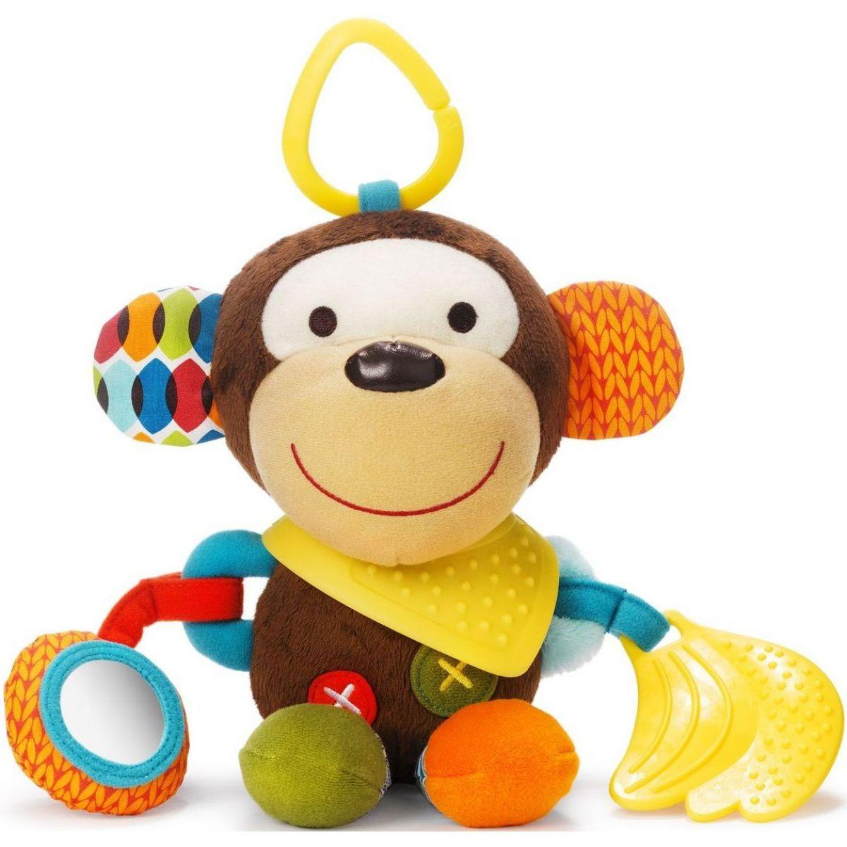 Skip Hop Na Krúžku Bundana Buddies Opička