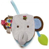 Skip Hop BB Knížka maňásek Slon