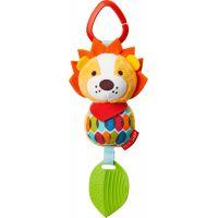 Skip Hop Hračka na C krúžku Bandana Buddies - Malý lev 0m+