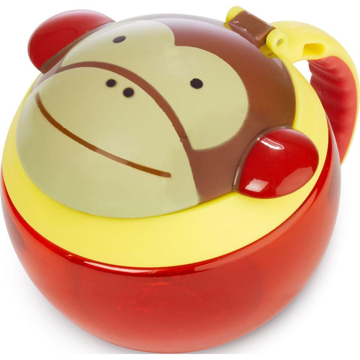Skip Hop Zoo kalíšok na sušienky Opička