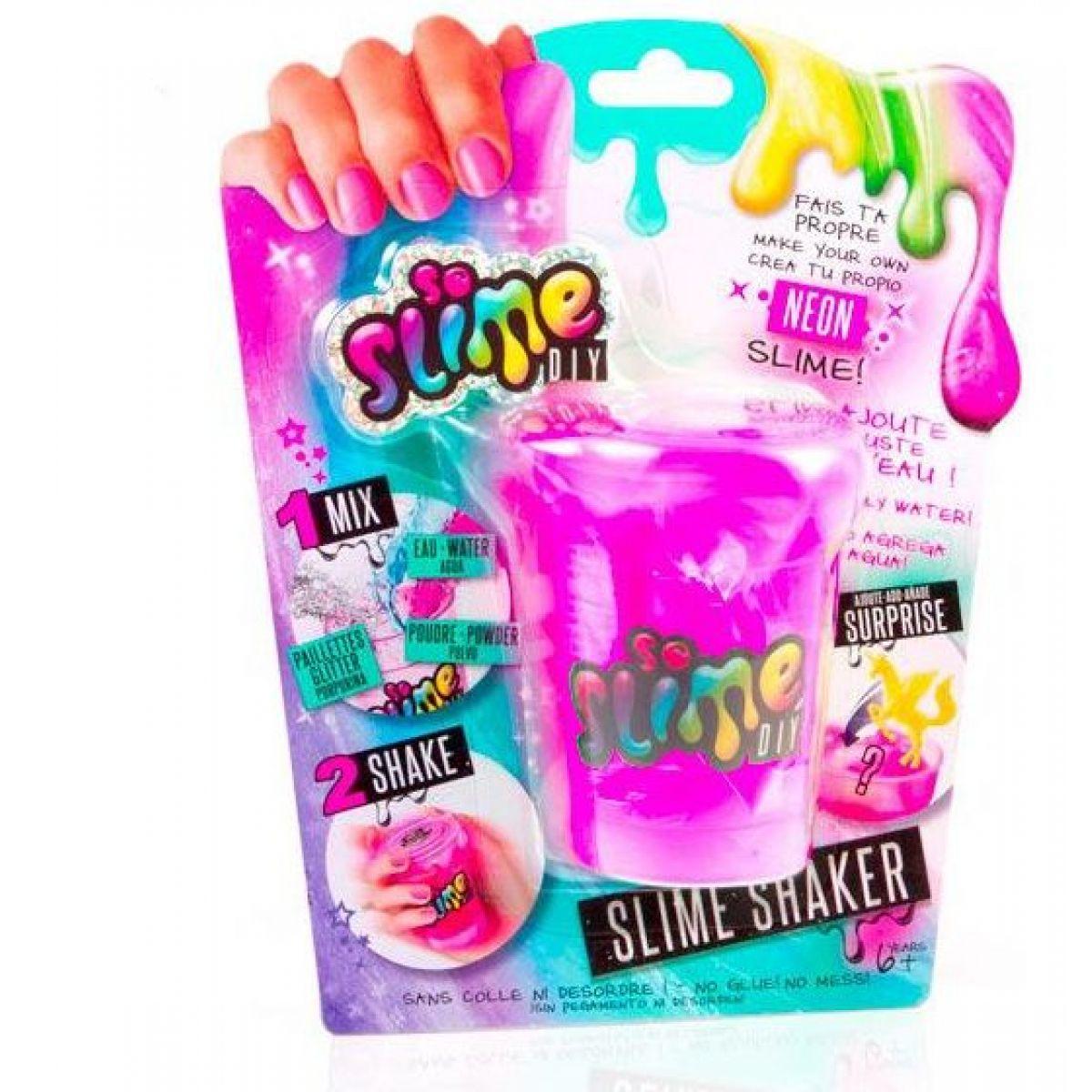 Slime sliz 1pack pre dievčatá ružový
