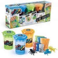 Slime sliz 3 pack pre chlapcov oranžový, modrý, zelený 2
