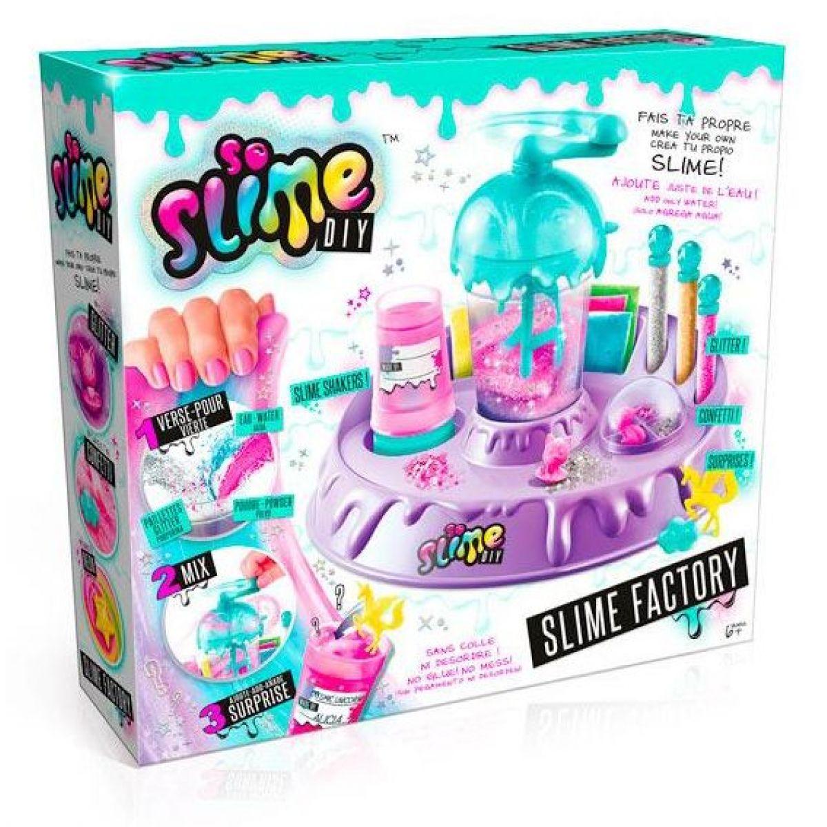 Slime sliz továreň na sliz pre dievčatá