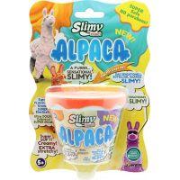 Slimy Alpaca, 100 g oranžový