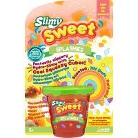Slimy Sweet Splashies, 180 g červený