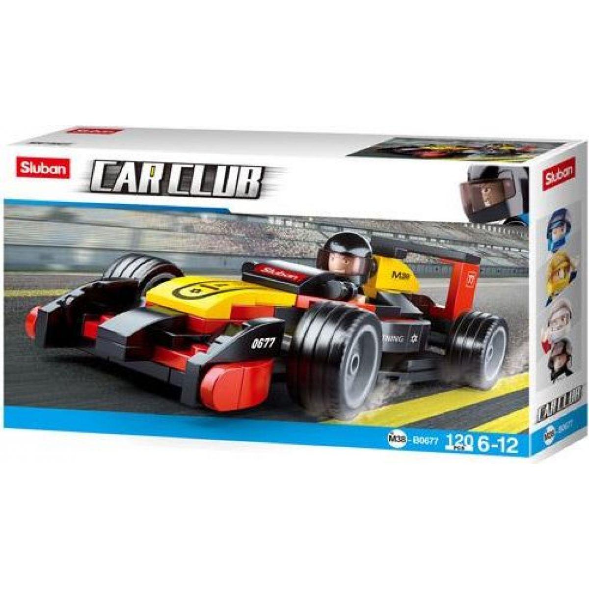 Sluban Formula F1