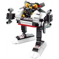 Sluban 3v1 Vesmírný robot 4