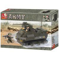 Sluban B0281 Army Tank AAV7A1 179 dílků