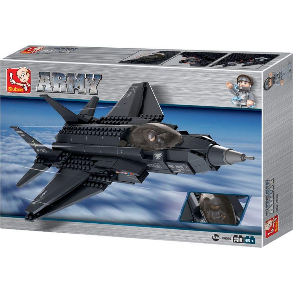 Sluban Bojový letoun F35