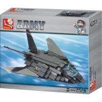 SLUBAN Neviditelný Bombardér F117