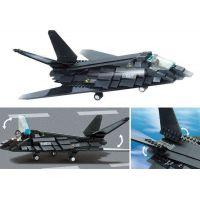 SLUBAN Neviditelný Bombardér F117 3