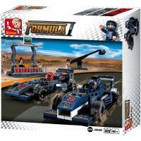 Sluban B0355 Formula 1 Grand Prix 287 dílků
