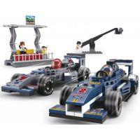 Sluban Stavebnica Formula 1 Grand Prix 287 dielikov 2