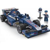 Sluban B0353 Formule F1 Racing Car Modrá 257 dílků 2