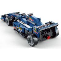 Sluban B0353 Formule F1 Racing Car Modrá 257 dílků 3