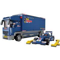 Sluban B0357 F1 Formula s prepravným nákladiakom 2