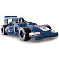 Sluban B0357 F1 Formula s prepravným nákladiakom 5