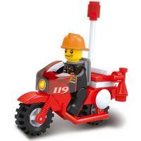 Sluban Požární motorka 2