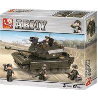 Sluban B6500 Army Tank 312 dílků