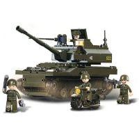 Sluban Tank K9 258D