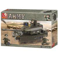 Sluban B0287 Army Tank M1A2 Abrams 219 dílků