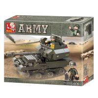 Sluban B0282 Army Tank Leopard 178 dílků