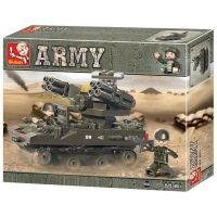 Sluban tank TOP-M1 212 dílků