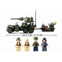 Sluban WWII 4v1 Stavebnicový set 2