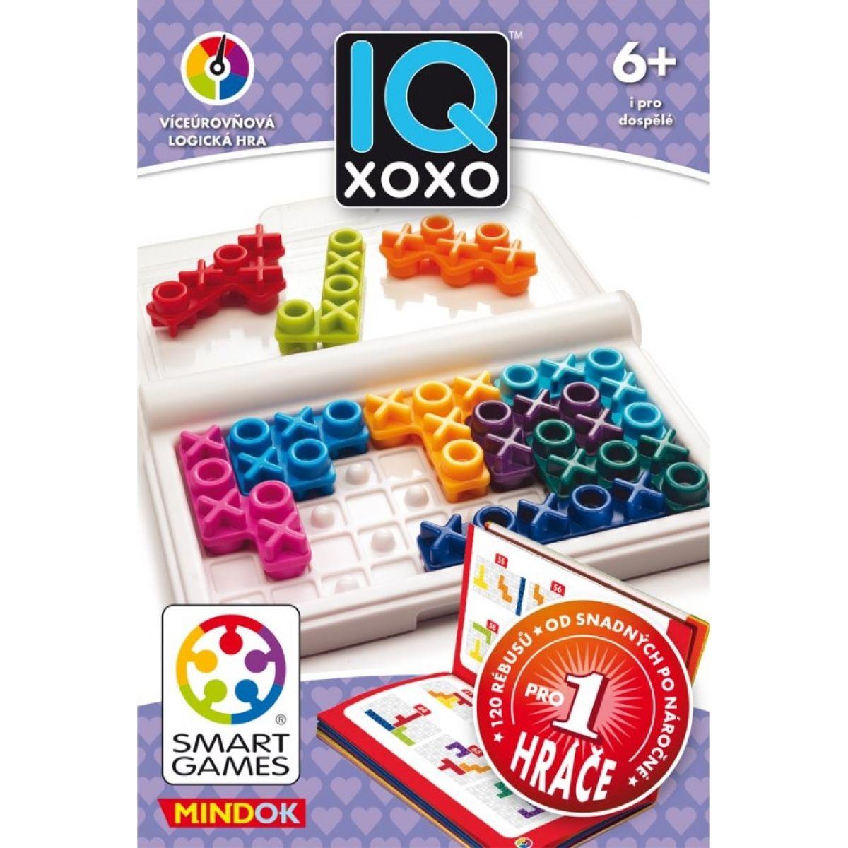 Mindok SMART hra IQ Puzzle