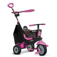 Smart Trike Trojkolka 3 v 1 Delight ružová