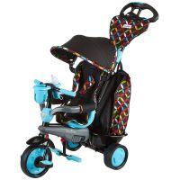 Smart Trike Trojkolka 4 v 1 Boutique modrá