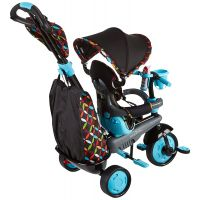Smart Trike Trojkolka 4 v 1 Boutique modrá 4