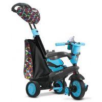 Smart Trike Trojkolka 4 v 1 Boutique modrá 5