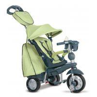 Smart Trike Trojkolka 4 v 1 Explorer zelená