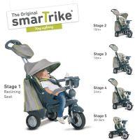 Smart Trike Trojkolka 5 v 1 Explorer Style šedá 3