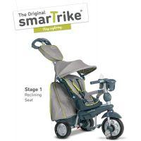 Smart Trike Trojkolka 5 v 1 Explorer Style šedá 4
