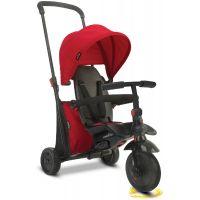 Smart Trike Trojkolka 7v1 400 červená TouchSteering