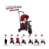 Smart Trike Trojkolka 7v1 400 červená TouchSteering 2